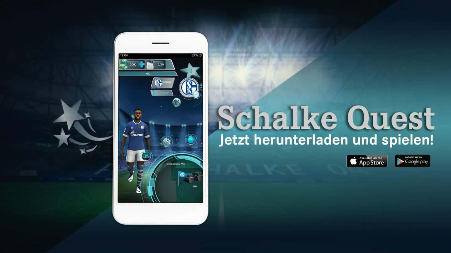 AR-Game - Schalke Quest