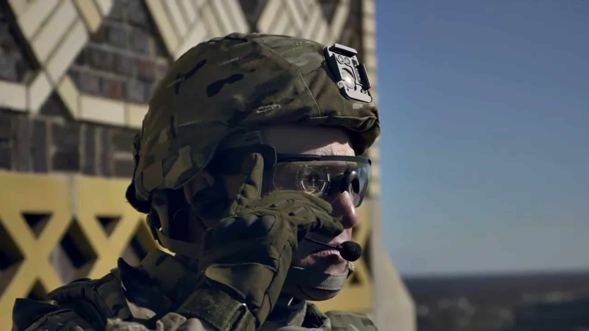 Augmented Reality in US Army YouTube