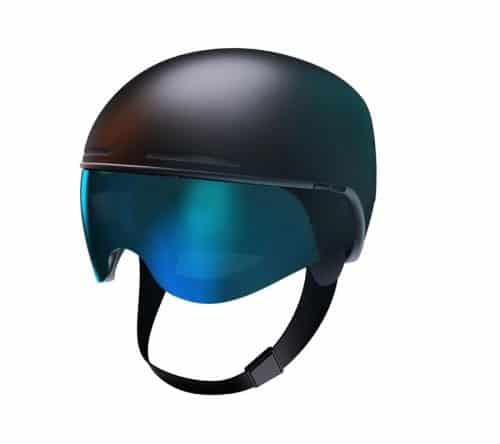 Air Ride - Skihelm mit AR