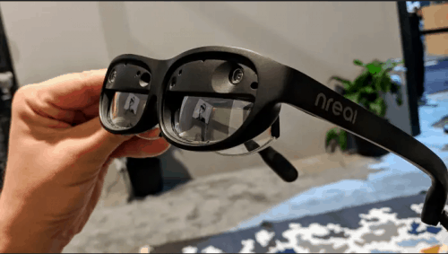 "AR-Headset ""Nreal Light"""